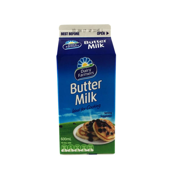 Butter Milk - Dairy Farmer - 12x600ml - LimSiangHuat