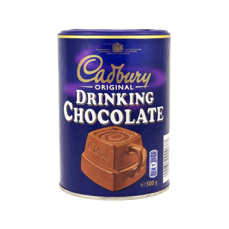 Cadbury Drinking Chocolate 6x500g - LimSiangHuat