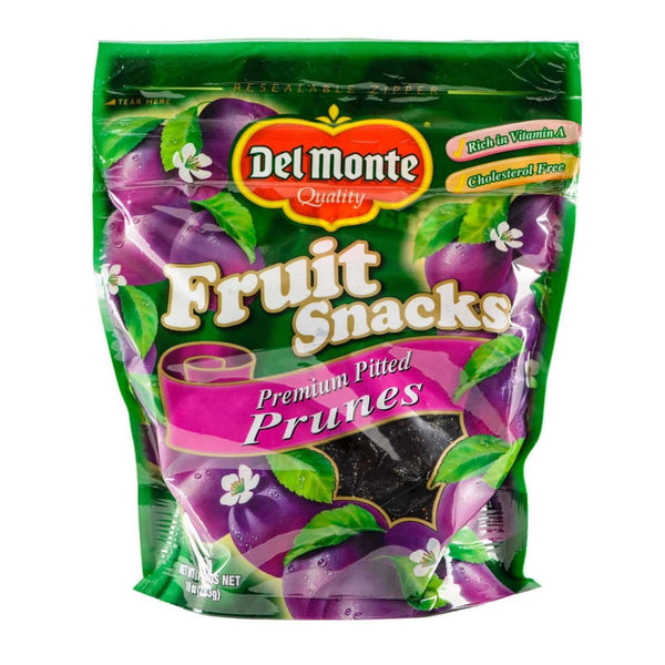 California Pitted Prunes 12x283g Del Monte - LimSiangHuat