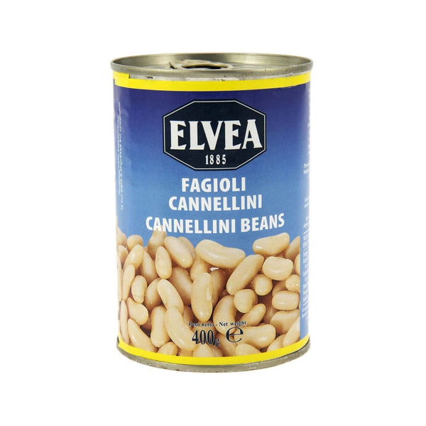 Cannellini Bean/Great Northern Bean - Elvea 400g - LimSiangHuat