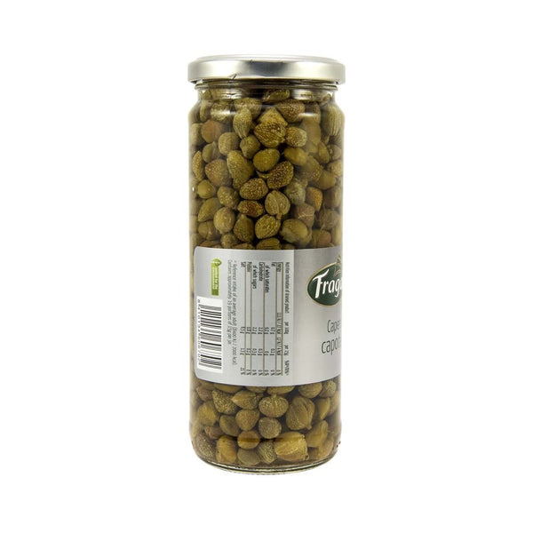 Capers In Vinegar Fragata 450g - LimSiangHuat