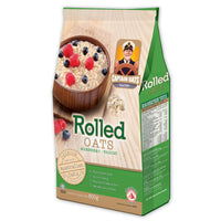 Rolled Oats (GREEN) - Captain Oats 12 X 800G