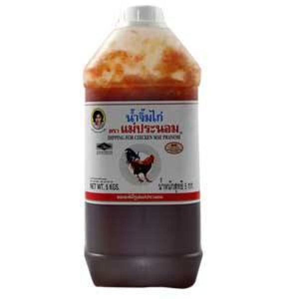 Chicken Dipping (Thai Chiili Sauce) -Mae Pranom 3x5ltr - LimSiangHuat
