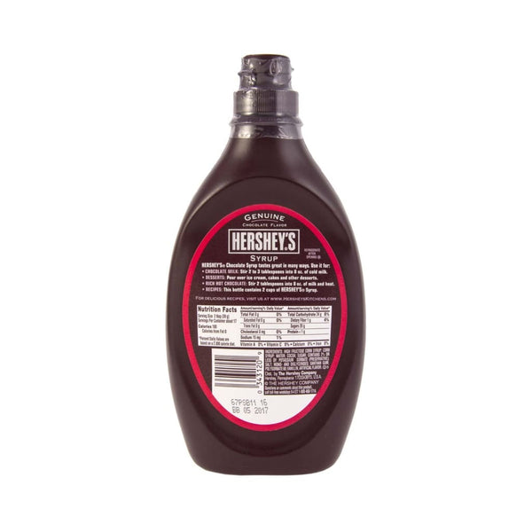 Chocolate Syrup Hershey's 680g - LimSiangHuat