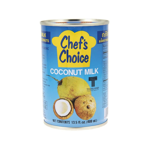 Coconut Milk Chefs Choice 400ml - LimSiangHuat