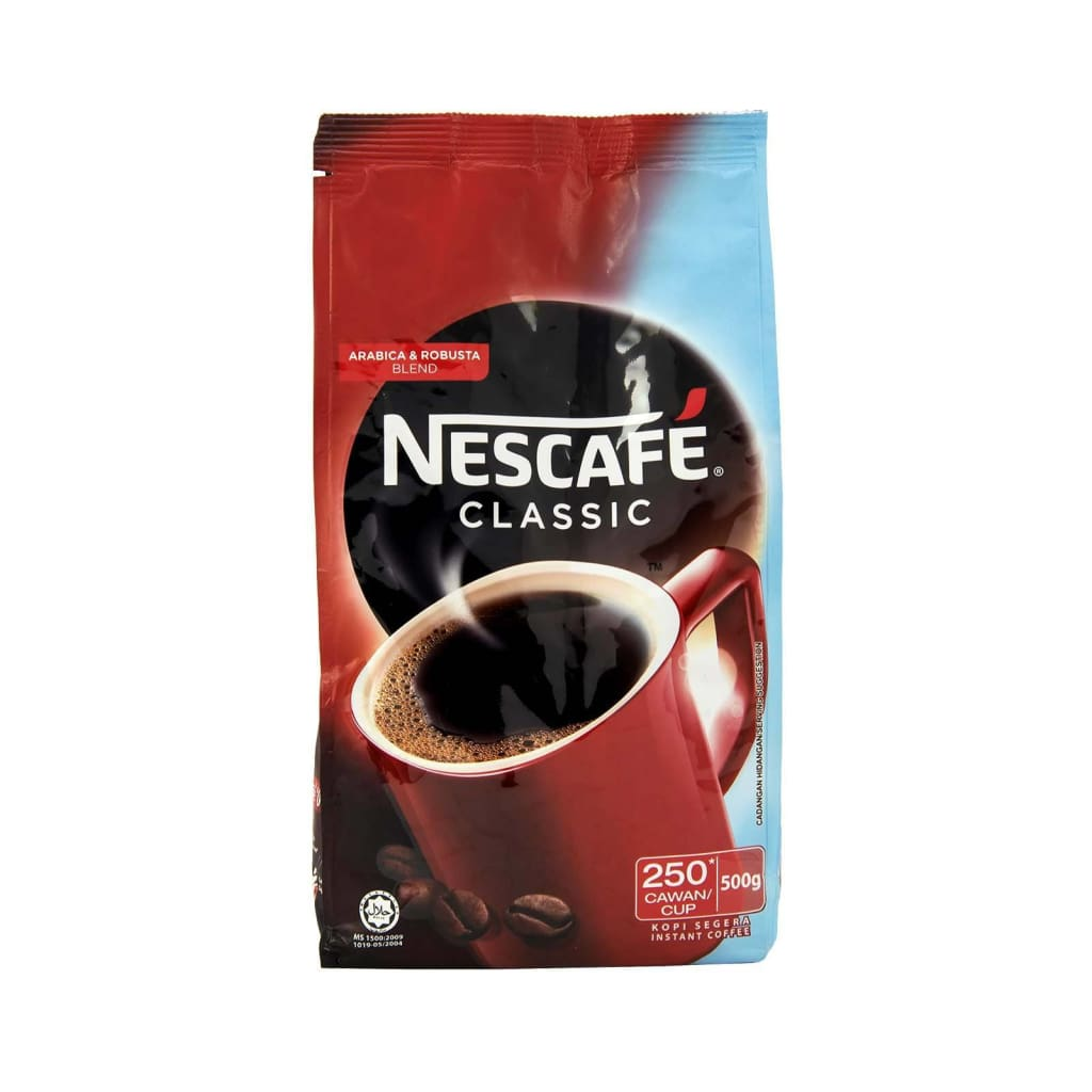 Coffee Instant Classic - Nescafe 500gm - LimSiangHuat