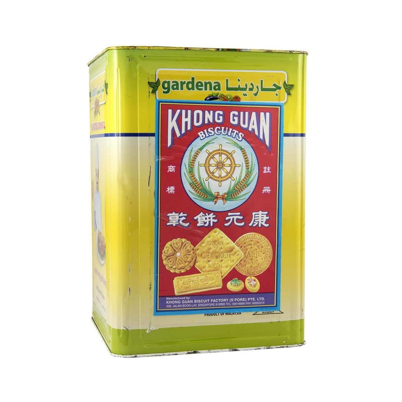 Cream Crackers Khong Guan 3kg - LimSiangHuat