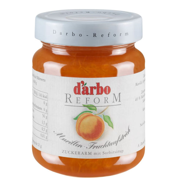 Diabetic Reform Apricot Preserve Darbo 330g - LimSiangHuat