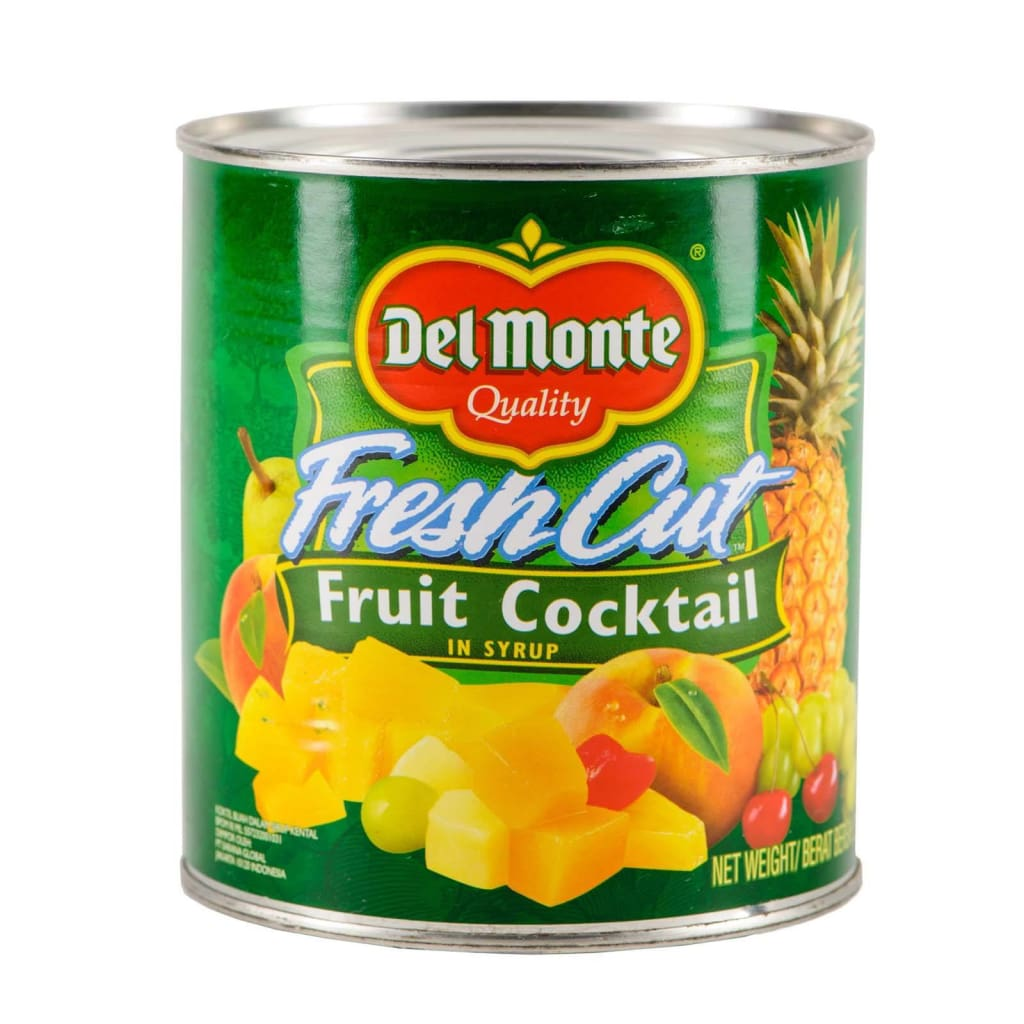 Fruit Cocktail Del Monte (12X825G) Canned Fruits