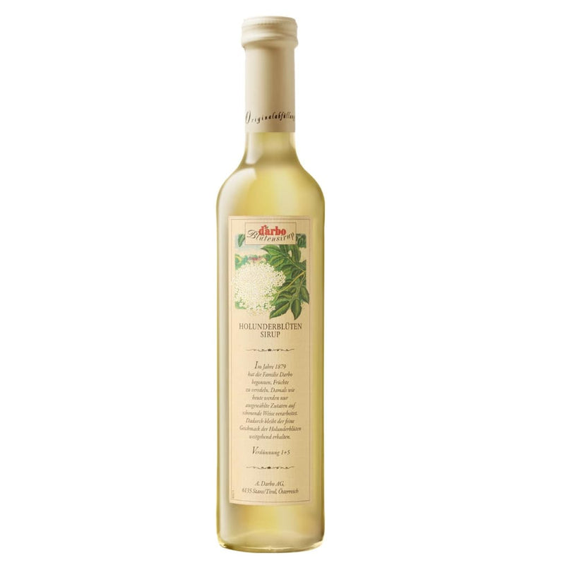Fruit Syrup White Elderflower Darbo 500ml - LimSiangHuat