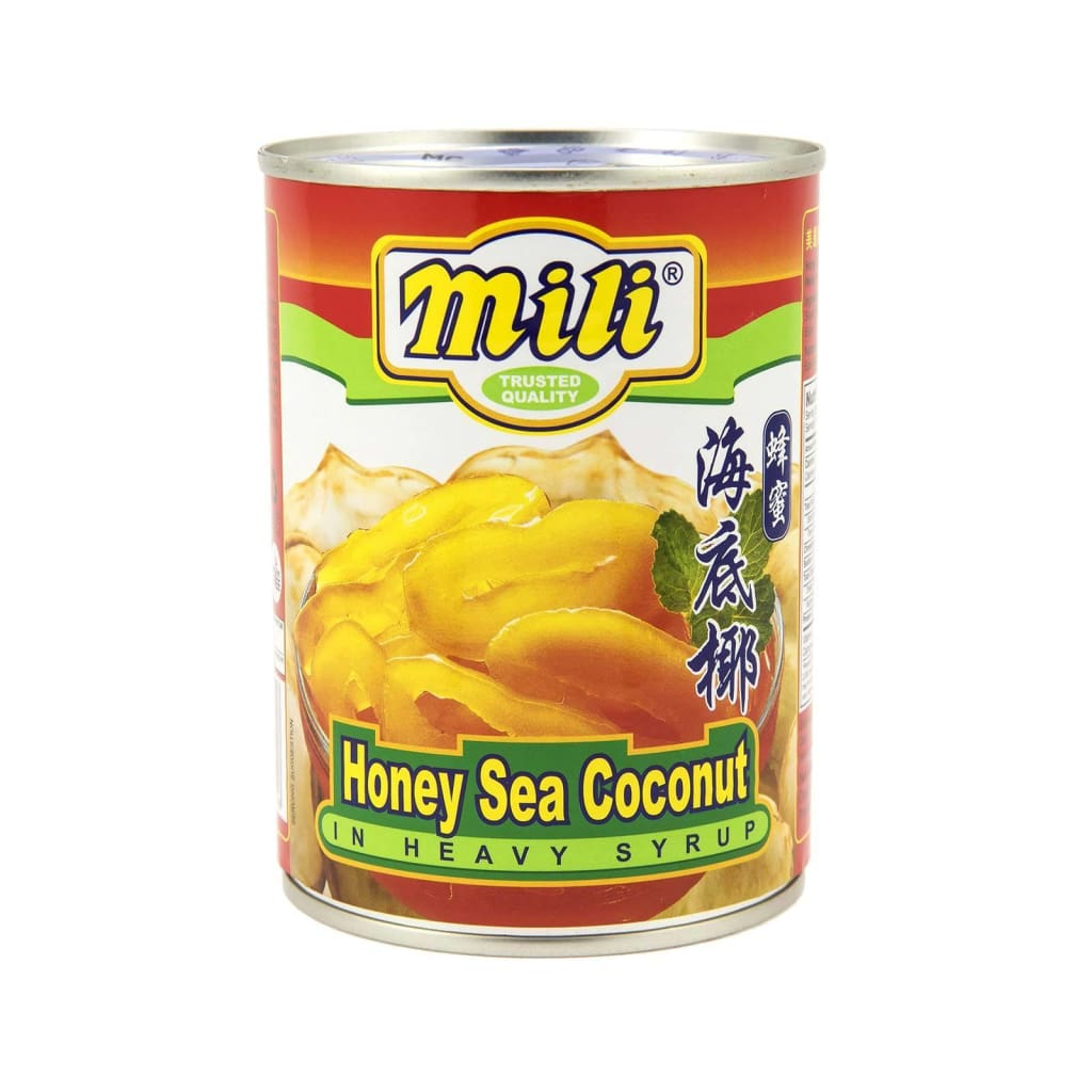 Honey Sea Coconut Mili (12X565G) Canned Fruits