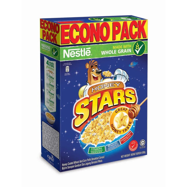 Honey Stars Econo Pack -Nestle 10x500g - LimSiangHuat