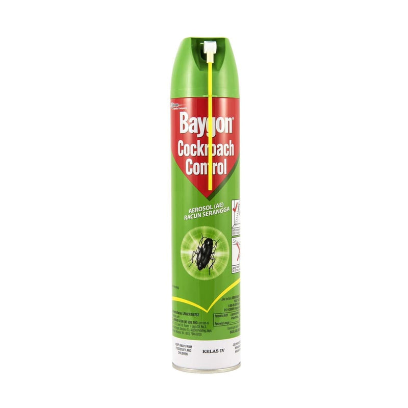 Insect Spray -Baygon 24x570g - LimSiangHuat