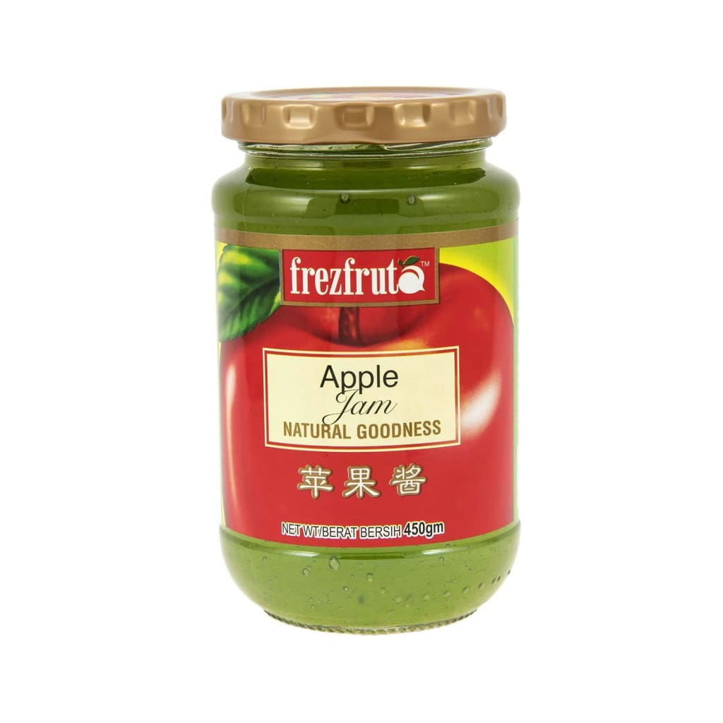 Jam Apple - Frezfruta 12x450gm/btl - LimSiangHuat
