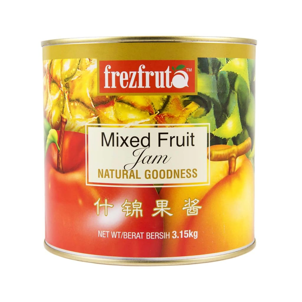 Jam Mixed Fruit - Frezfruta 6X3.15Kg