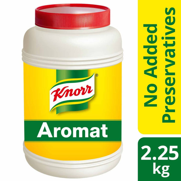 Knorr Aromat Seasoning Powder (6x2.25kg) - LimSiangHuat