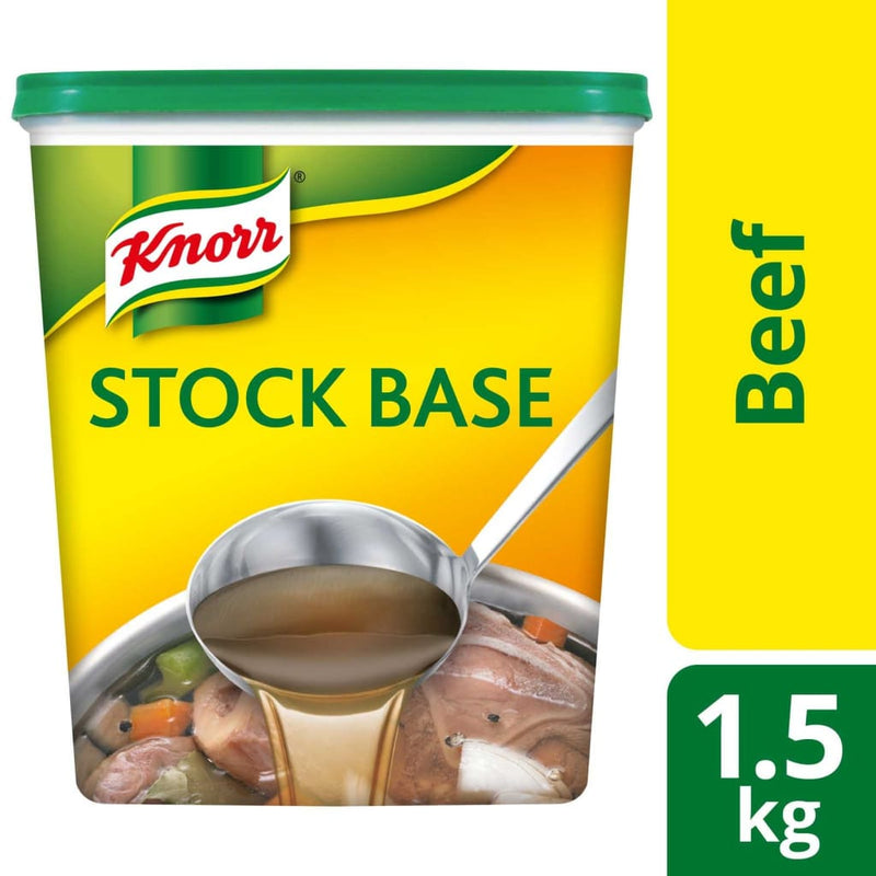Knorr Beef Stock Base (6x1.5kg) - LimSiangHuat