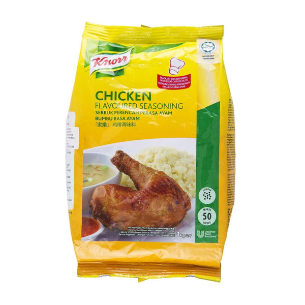 Knorr Chicken Flavoured Seasoning (6X1Kg) Salt/seasoning