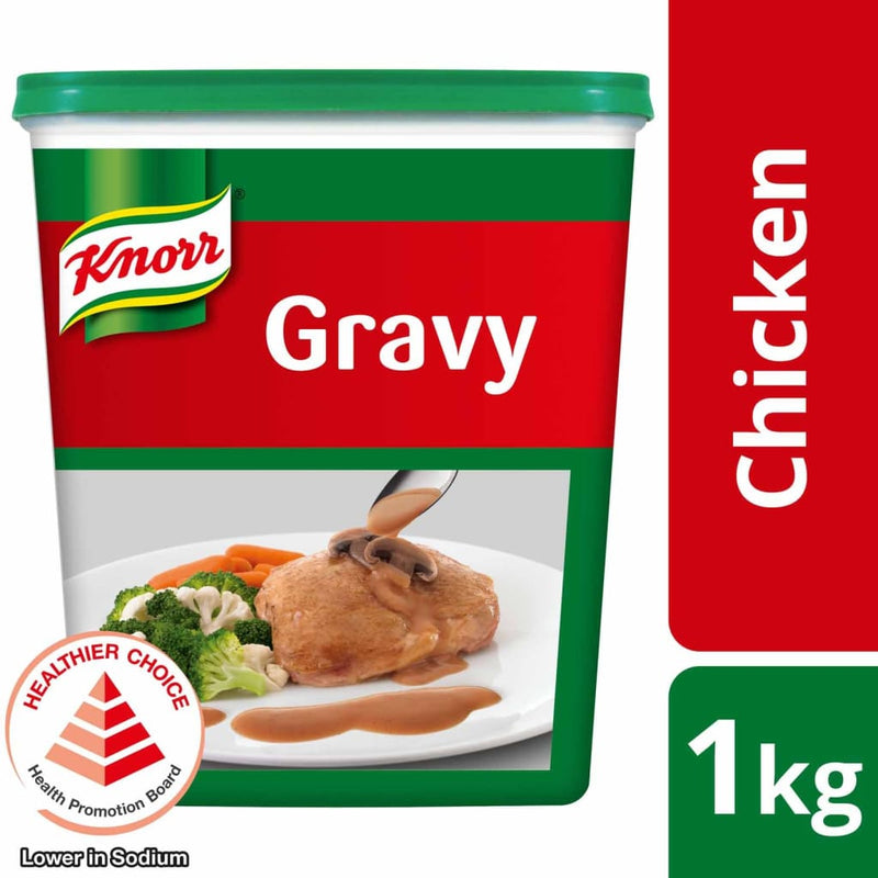 Knorr Chicken Gravy Mix (6x1kg) - LimSiangHuat