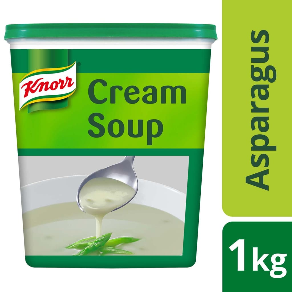Knorr Cream Of Asparagus Soup Mix (6X1Kg)
