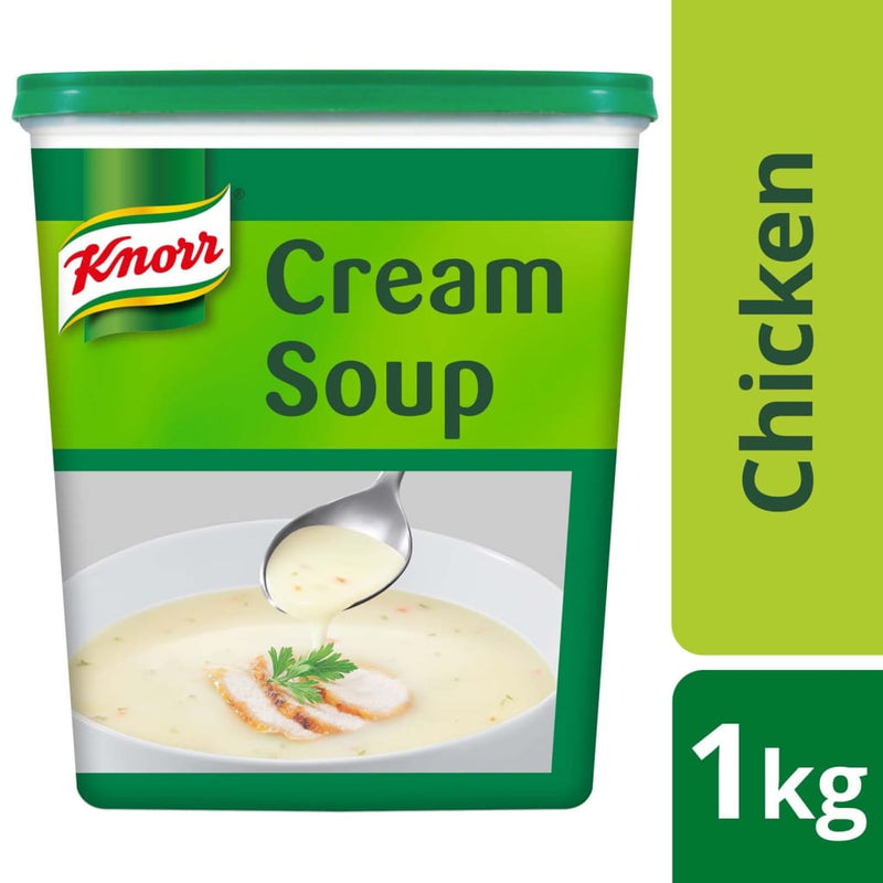 Knorr Cream of Chicken Soup (6x1kg) - LimSiangHuat