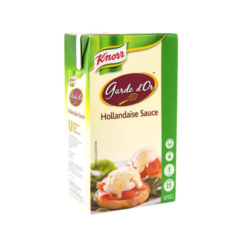 Knorr Garde d'Or Hollandaise Sauce (6x1L) - LimSiangHuat