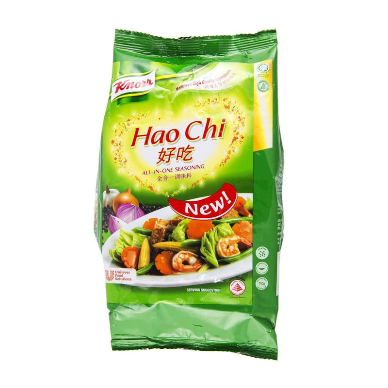 Knorr Hao Chi All-in-one Seasoning (12x750g) - LimSiangHuat