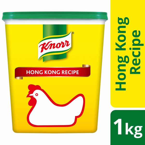 Knorr Hong Kong Recipe Chicken Powder (6X1Kg) Salt/seasoning