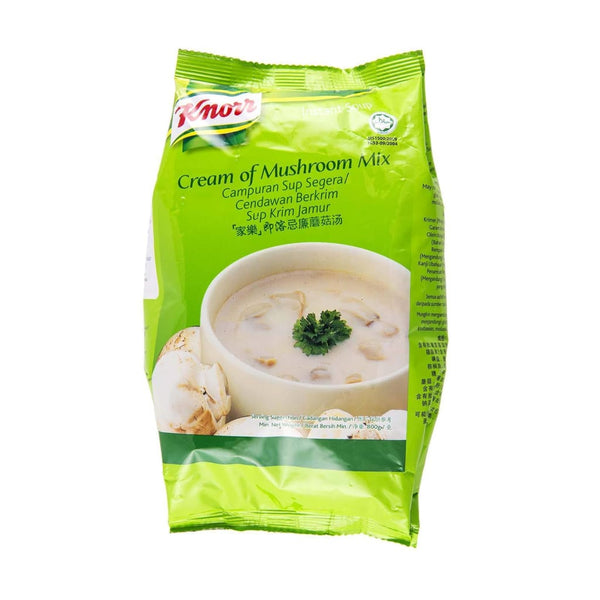 Knorr Instant Cream Of Mushroom Soup Mix (6X800G)