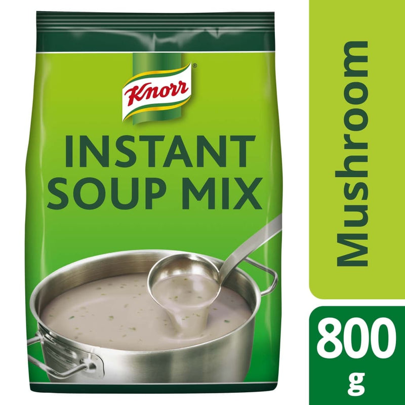 Knorr Instant Cream of Mushroom Soup Mix (6x800g) - LimSiangHuat
