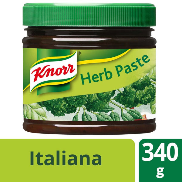 Knorr Italiana Herb Paste (2X340G) Salt/seasoning