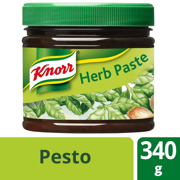 Knorr Pesto Herb Paste (2X340G) Salt/seasoning