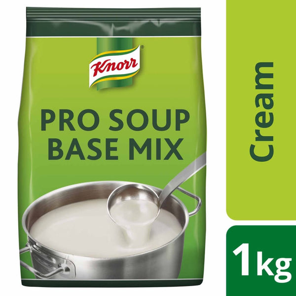 Knorr Professional Cream Soup Base Mix (6X1Kg)
