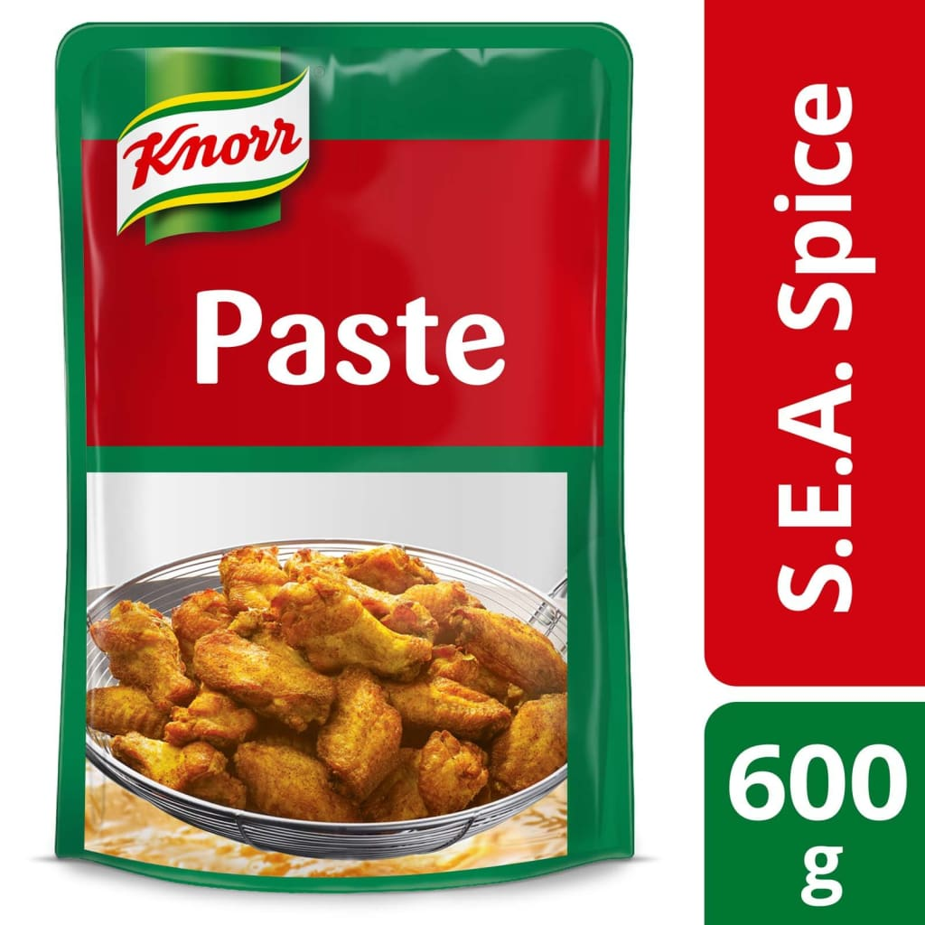 Knorr South East Asian Spice Paste (6x600g) - LimSiangHuat