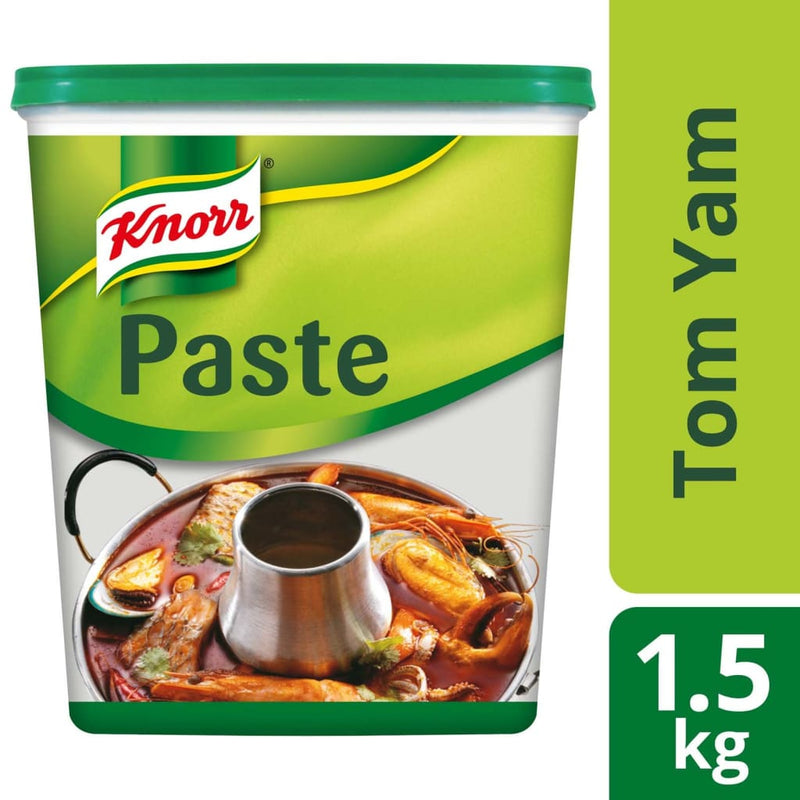 Knorr Tom Yam Paste (6x1.5kg) - LimSiangHuat