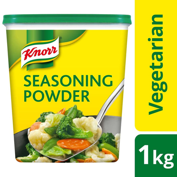 Knorr Vegetarian Seasoning (6X1Kg) Salt/seasoning