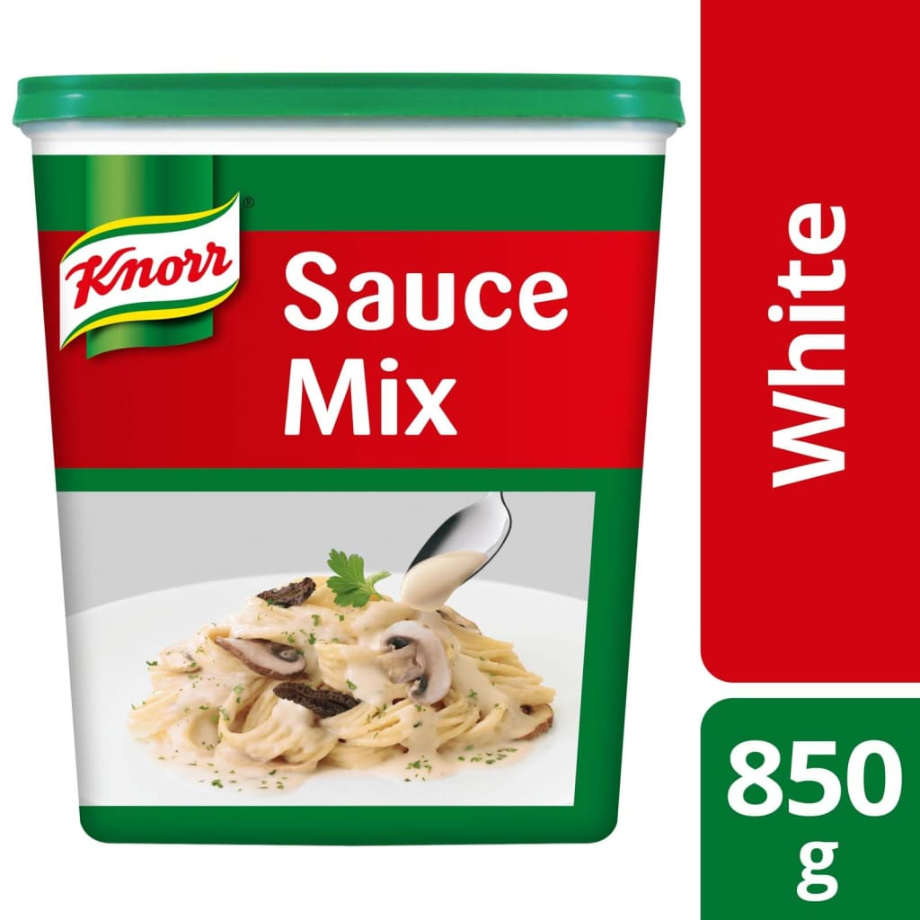 Knorr White Sauce Mix (6X850G)