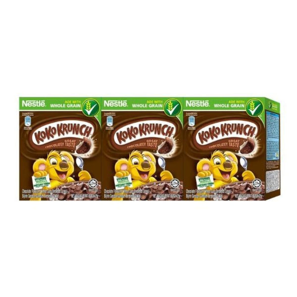 Koko Krunch Cereal Multipack- Nestle 20X (6X25G)