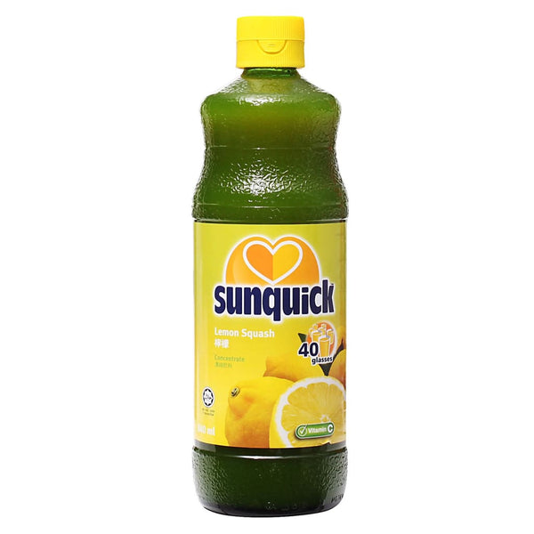 Lemon -Sunquick 840G Juice Drink