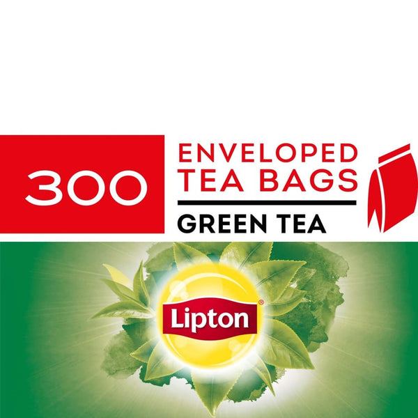 Lipton Green Tea (300x1.5g) - LimSiangHuat