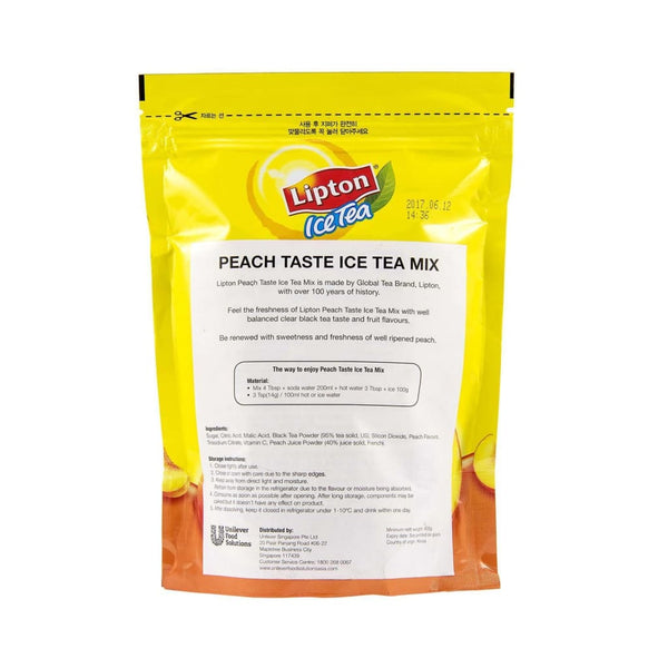 Lipton Ice Tea Mix Peach 16X405Gm
