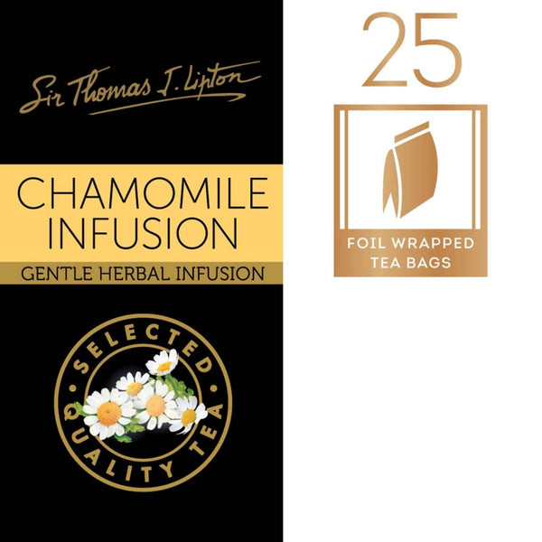 Lipton Sir Thomas Chamomile 6X(25Sx1G) Tea