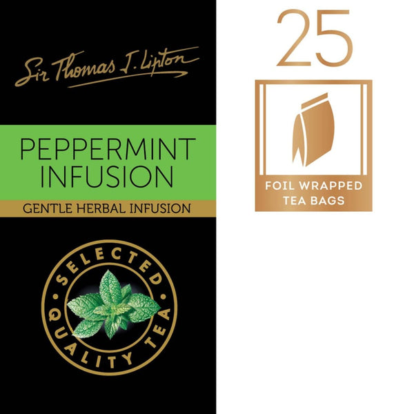 Lipton Sir Thomas Peppermint 6x(25sx1.5g) - LimSiangHuat