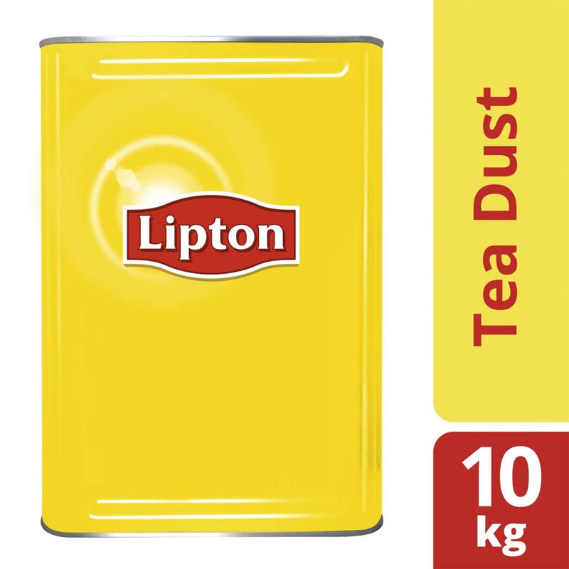 Lipton Traditional Blend Tea Dust (10kg) - LimSiangHuat