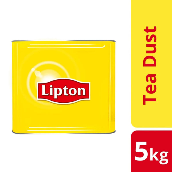 Lipton Traditional Blend Tea Dust (5kg) - LimSiangHuat
