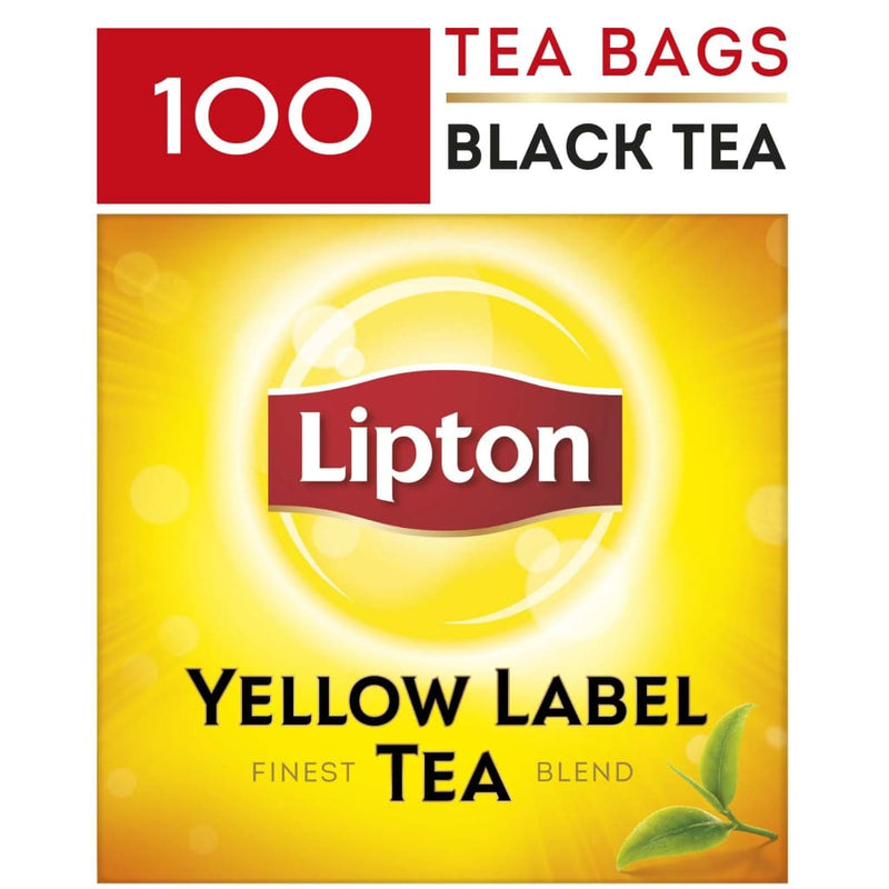 Lipton Yellow Label Tea 36x100sx2g - LimSiangHuat