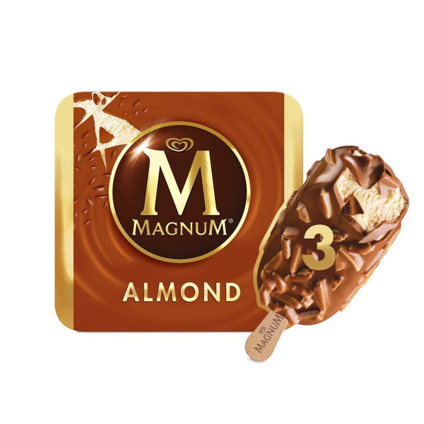 Magnum Almond Multipack 10x(3x110ml) - LimSiangHuat