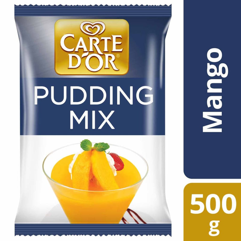 Mango Flavoured Pudding Mix Carte D'Or 12 x 500g - LimSiangHuat