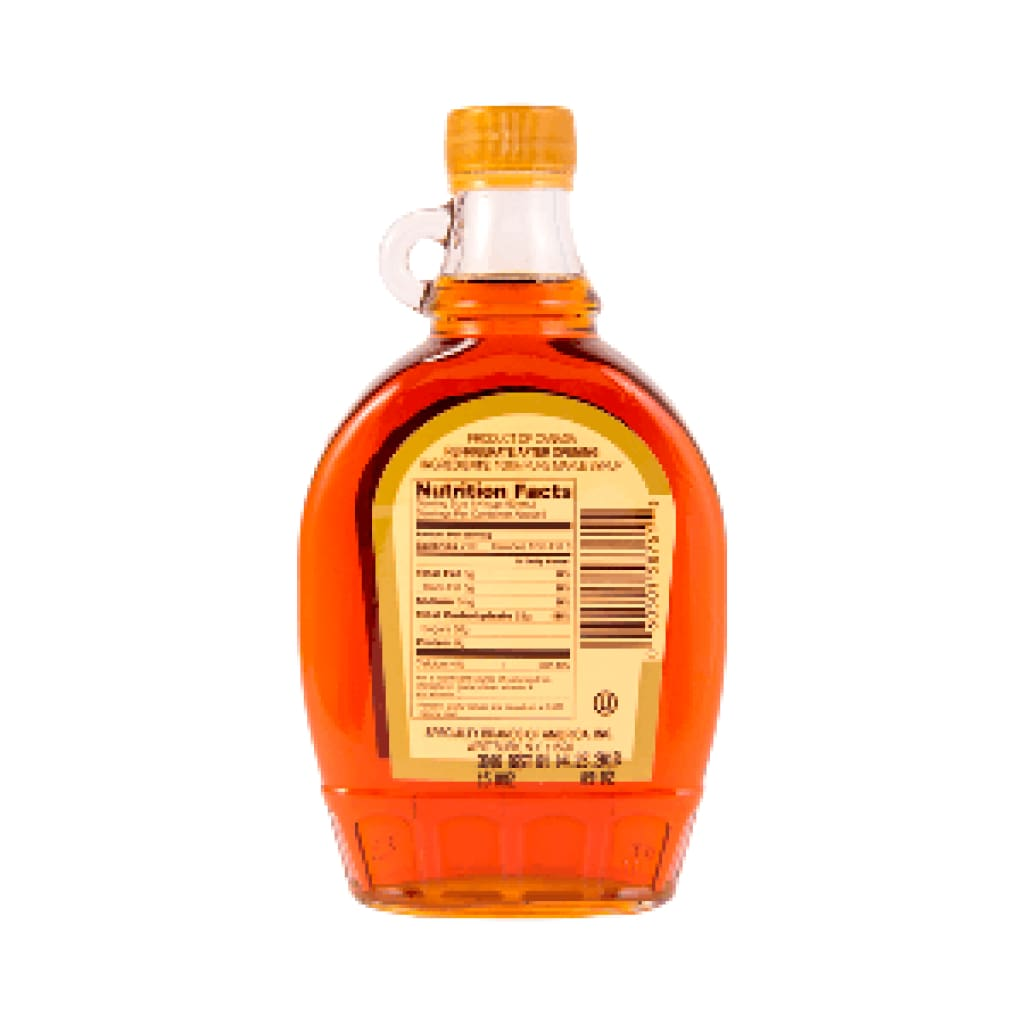 Maple Syrup Macdonald 12.5Oz Syrups