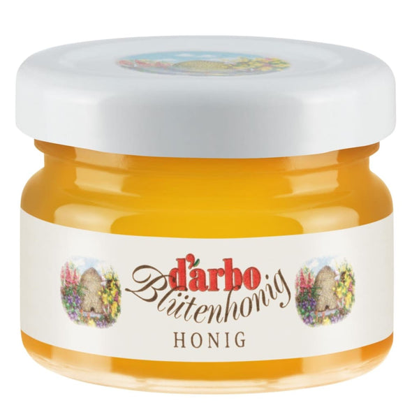 Mini Jar Honey Darbo 60X28G Jam